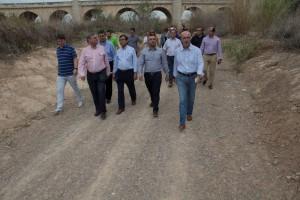 El Consorcio del Riu Millars enlaza las rutas de Almassora y Vila-real