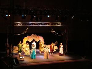 Los clásicos 'Tartuf' y 'Don Juan' del Centre Dramàtic de Vila-real triunfan en festivales y salas de teatro