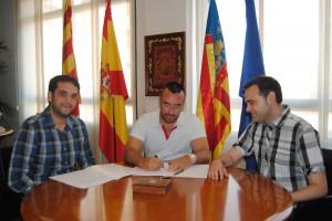 El Ayuntamiento renueva el apoyo a la Juventud Antoniana con 25.000 euros para la organización de la fiesta de Reyes