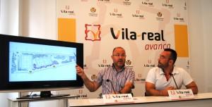 Vila-real saca a concurso público las obras de construcción de la Ciudad Deportiva Municipal