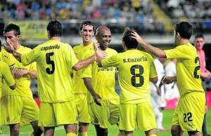El Villarreal viajará a Kazajistán en la previa de la Europa League
