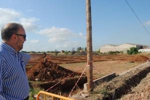 Los huertos urbanos de Vila-real ultiman las parcelas para iniciar los primeros cultivos a partir de octubre