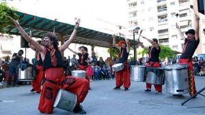 Malabara't lleva al Termet toda la magia del circo en un fin de semana de malabares, talleres y espectáculos para toda la familia