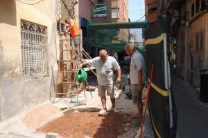 Vila-real pone en valor la antigua 'vila' con el proyecto de visibilización del trazado y portales de la muralla medieval