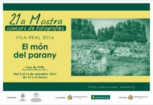 La muestra concurso El Món del Parany abre una nueva edición para exhibir las mejores fotografías sobre el parany