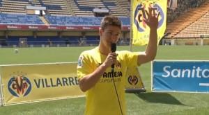 """Vietto: """"He logrado mi sueño de llegar a Europa gracias al Villarreal"""""""