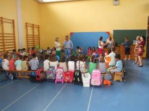 Más de 8.000 alumnos inician el curso escolar en Vila-real