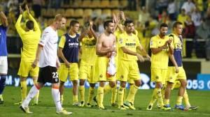 Calendario liguero del Villarreal en noviembre