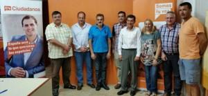 C's de Castellón presenta a su primera agrupación local