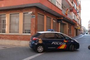 La Policía Nacional detiene a un hombre en Vila-real por el robo en un vehículo