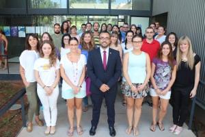 """Vilabeca inicia el nuevo ciclo de sesiones de coworking para """"despertar la conciencia emprendedora"""" de los jóvenes"""