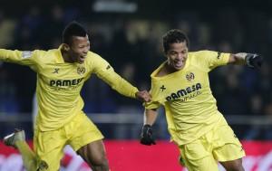 Calendario de Liga del Villarreal en diciembre