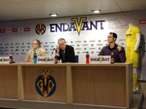 """Endavant"", nueva marca corporativa del VillarrealCF"