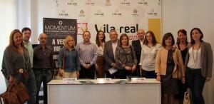 Un total de 20 establecimientos participan este fin de semana en la I Feria de Ceremonias, Comuniones y Bautizos de Vila-real