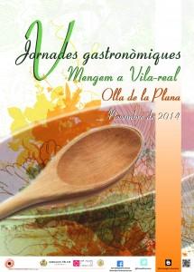 Las V Jornadas Gastronómicas Mengem a Vila-real esperan superar los 2.000 menús servidos en la anterior edición