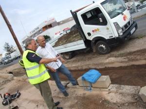 """Vila-real refuerza la limpieza en barrancos y caminos para un mantenimiento """"óptimo"""" ante posibles lluvias o gota fría"""