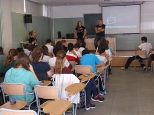 La quinta edición del concurso Spotfer llega a las aulas invitando a los jóvenes a que hagan publicidad contra las drogas