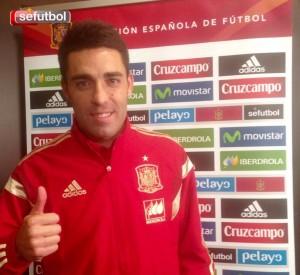 Bruno: Mi convocatoria con la Selección es mérito de todos, incluída la afición del Villarreal
