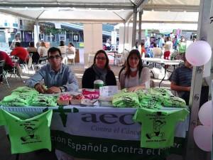 La II Marcha Solidaria contra el cáncer congregará el domingo a miles de personas en Vila-real