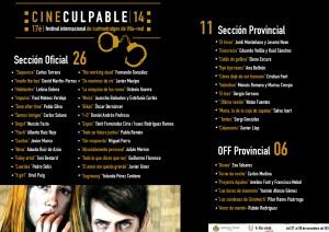 Cinco cortos preseleccionados a los Goya saltan a la Sección Oficial de Cineculpable 2014