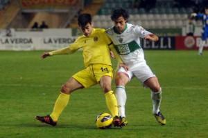 Compromisos ligueros del VillarrealCF en Enero