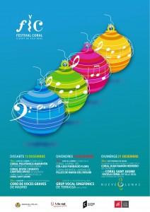 El II Festival Coral Ciutat de Vila-real llenará de música navideña las calles de la ciudad para atraer al gran público
