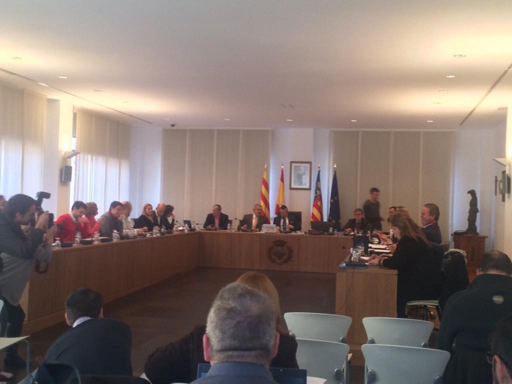 El Ayuntamiento de Vila-real celebrará el primer pleno telemático