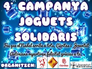 4ª Campanya del joguet solidari