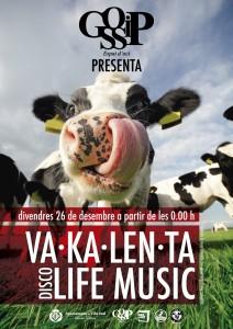 Vila-real acoge el día 26 el festival Vakalenta Life Music