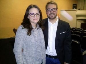 Mònica Oltra muestra su apoyo a la candidatura de Ibáñez para liderar Compromís en Vila-real