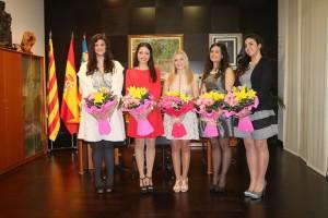Laura Bovaira Sos, nueva Reina de Fiestas de Vila-real
