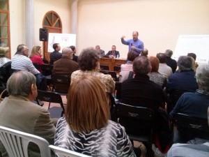 Vila-real data el inicio del derrumbe de los antiguos juzgados en marzo pese a la petición de vecinos y comercios de posponerlo a verano