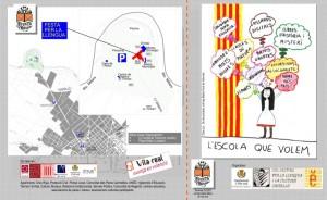 Vila-real dedica el mes de marzo a la 28a edición de la Festa per la Llengua