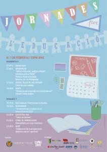 El Espai Jove de Vila-real acoge las Jornadas para la Educación con conferencias y actividades para profesionales y familias