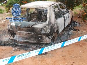 La Policía Nacional detiene a cuatro personas tras robos en locales y de vehículos en Vila-real