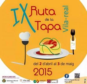 Descarga y conoce los detalles de los platos más innovadores en la IX Ruta de la Tapa de Vila-real