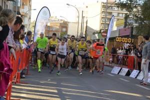 La IV carrera solidaria 5km Y tú ¿Por quién corres? reúne a más de 500 participantes en Vila-real