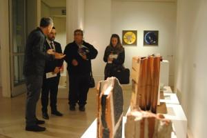 La Feria de Arte y Cultura Cerámica abre su primera edición con una exposición en el Museo Nacional de Cerámica