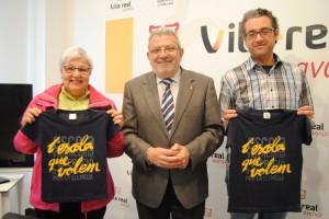 Vila-real se prepara para recibir este domingo a más de 15.000 personas en la 28ª edición de la Festa per la Llengua