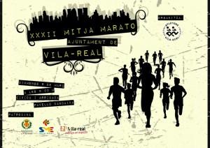 La XXXII Media Maratón de Vila-real prevé superar los 500 atletas en una de las pruebas más veteranas de la Comunitat