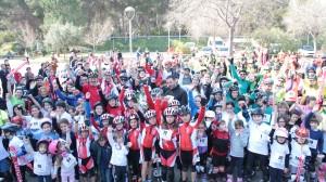 El Club Patí El Madrigal organiza una patinada para dar a conocer su actividad