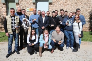 Un total de 10 voluntarios se incorporan a la Agrupación Local de Protección Civil de Vila-real