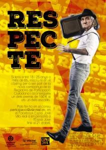 Participación Ciudadana prepara la campaña 'Respecte' para conciliar el ocio de peñas y el descanso de vecinos en fiestas