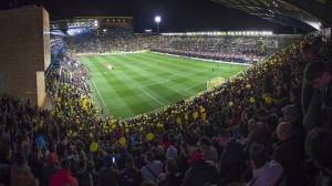 El Villarreal CF ofrece entradas a 10 euros para el partido de Europa League contra el Sevilla