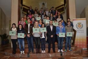 El primer Consejo de Niños y Niñas de Vila-real se constituye con 36 escolares de 11 centros educativos de la ciudad