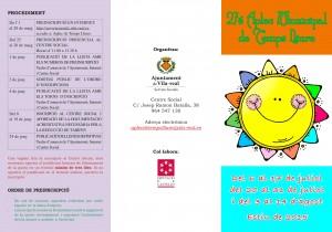 L'Aplec d'Estiu oferta 550 plazas para niños y niñas e incorpora por primera vez el servicio de desayuno