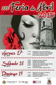 Vila-real celebra el próximo fin de semana la tercera edición de la Feria de Abril