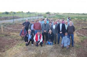 """Los huertos urbanos adjudican sus parcelas para iniciar los cultivos ecológicos """"e incentivar nuevos proyectos agrícolas"""""""