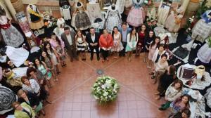 La Casa dels Mundina expone el Manifest de la reina y damas 2015