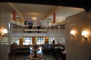 El restaurante El Molí reconvertido al nuevo Centro de Congresos El Molí de Vila-real